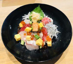 いず鮨丼(1日30食限定)